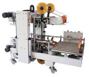 KX126-Precintadora De Borde De Caja De Cartón Automática